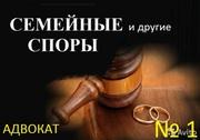 Консультации и иски по разводам и алиментам